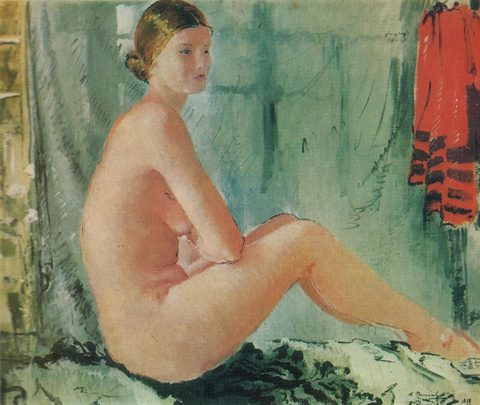 Rose Nude, 1932