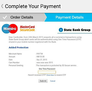 Paytm Secure payment