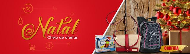 Promoção de natal Ella Store