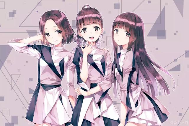 26 AowVN.org m - [ Hình Nền ] Anime Tuyệt Đẹp by HitenKei | Wallpaper Premium