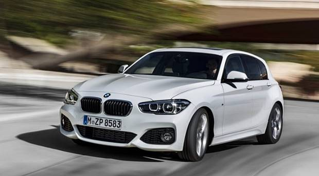 2018 BMW 1 Series Sport Cross Three-Door Review