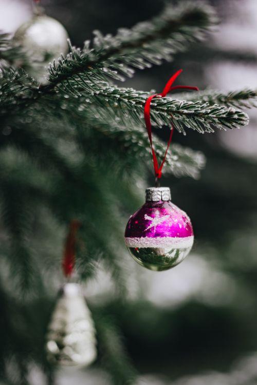 stare ornamenty świąteczne