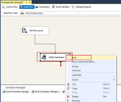 How to connect Microsoft SSIS with SAP HANA