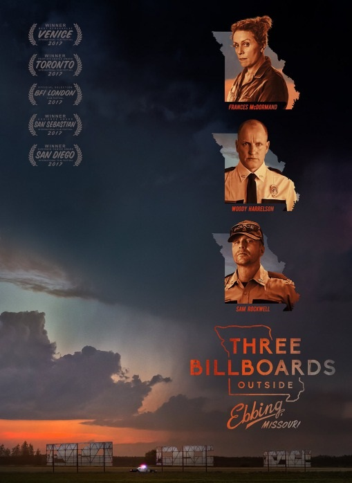 Three Billboards Outside Ebbing, Missouri [2017] [DVD9] [PAL] [Español]