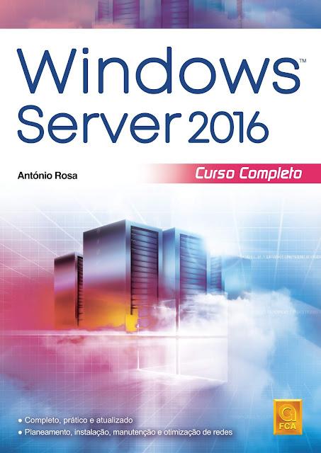 Windows Server 2016 – Curso Completo
