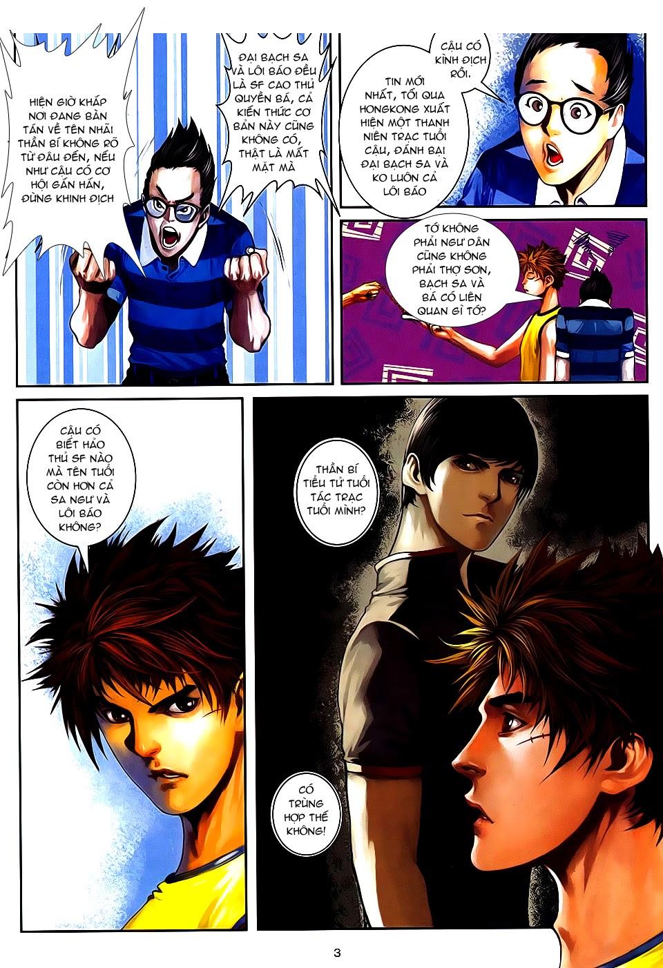 Quyền Đạo chapter 7 trang 3