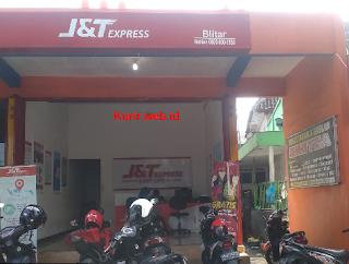 Alamat Agen J&T Express Di Blitar