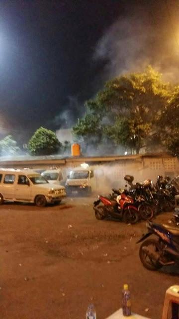 """Ya Allah,  Saya Selamat dari Bom Kampung Melayu"""