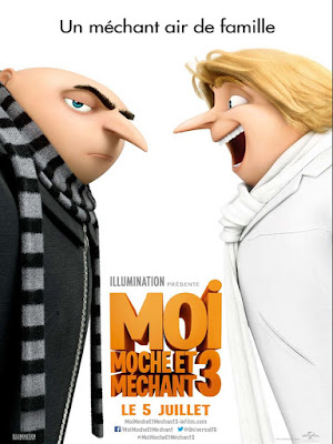Moi, Moche et Méchant 3 streaming VF film complet (HD)