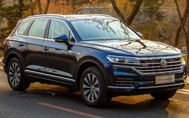 Volkswagen Touareg PHEV 2020
