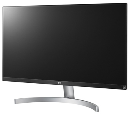 LG 27UK600-W: panel 4K de 27 pulgadas + HDR10