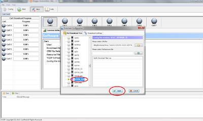 Cara Mudah Flashing Himax Polymer X Menggunakan YGDP Tools