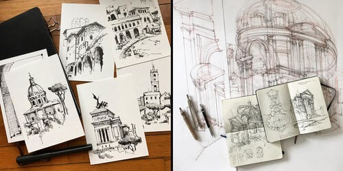 00-Jerome-Tryon-Travel-Architectural-Urban-Sketches-www-designstack-co
