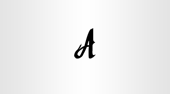 Teitheas font tattoo png A to Z alphabets your name tattoo png available for download - PickforEdit