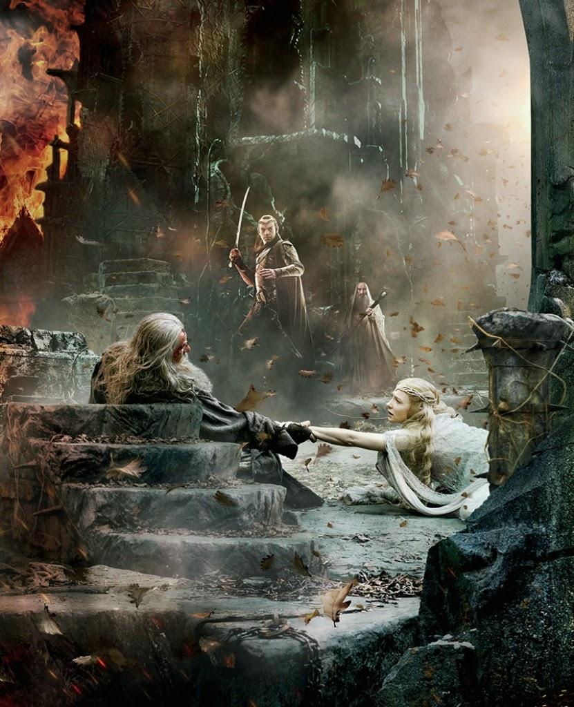 The Hobbit The Battle of the Five Armies - เดอะ ฮอบบิท สงคราม 5 ทัพ ดูหนัง