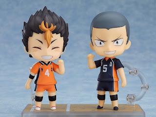 "Figuras: Abierto pre-order del Nendoroid Ryunosuke Tanaka de ""Haikyu!!"" - Good Smile Company"