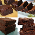 طريقة تحضير البراونيز الشوكولاتة بالحليب حضريها في 16 دقيقة