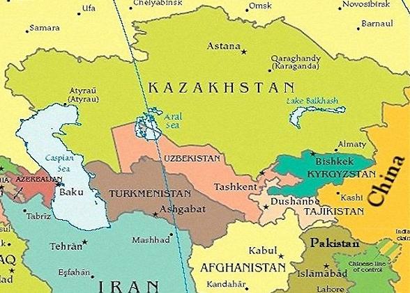 Masuknya Peradaban Islam di Asia Tengah