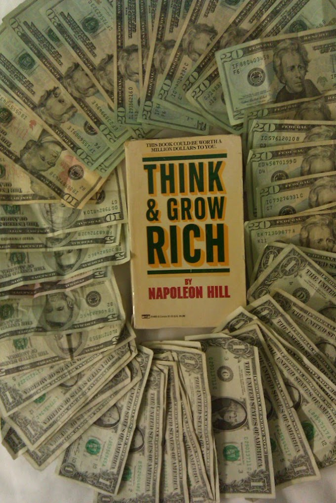 13 PRINCIPLES OF THINK AND GROW RICH - NAPOLEAN HILL