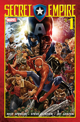 SECRET EMPIRE marvel