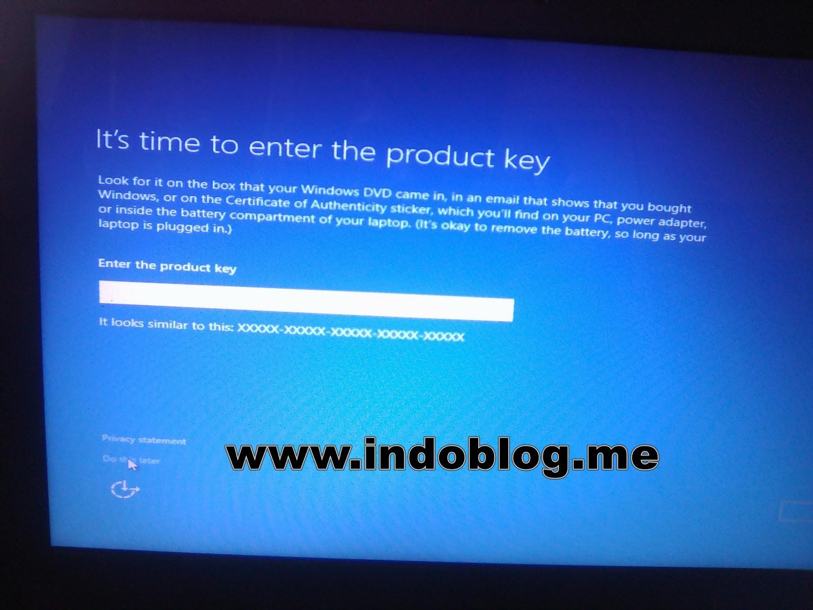 Cara Instal Windows 10 Di Laptop Baru Lengkap Dengan Gambar Paket Dvd Ulang Komputer Bootable Flashdisk Poweriso