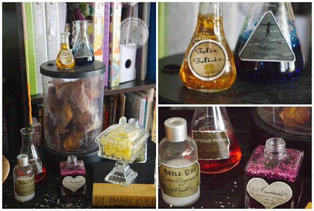 You can't have a Harry Potter Party without Potions!