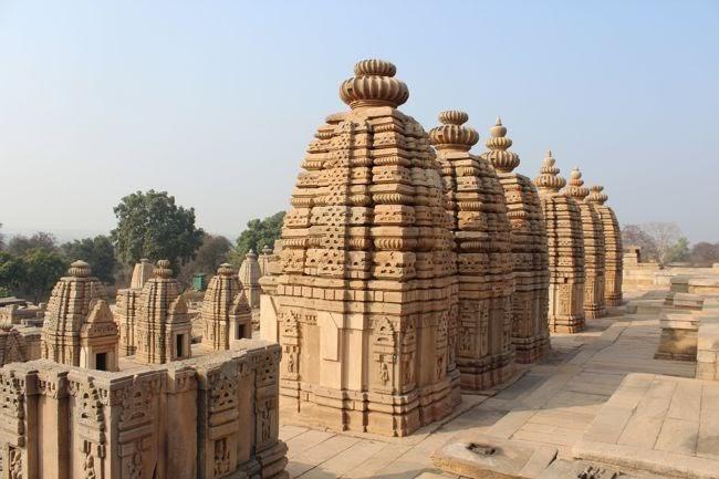 Bateshwar Stanstone Temples