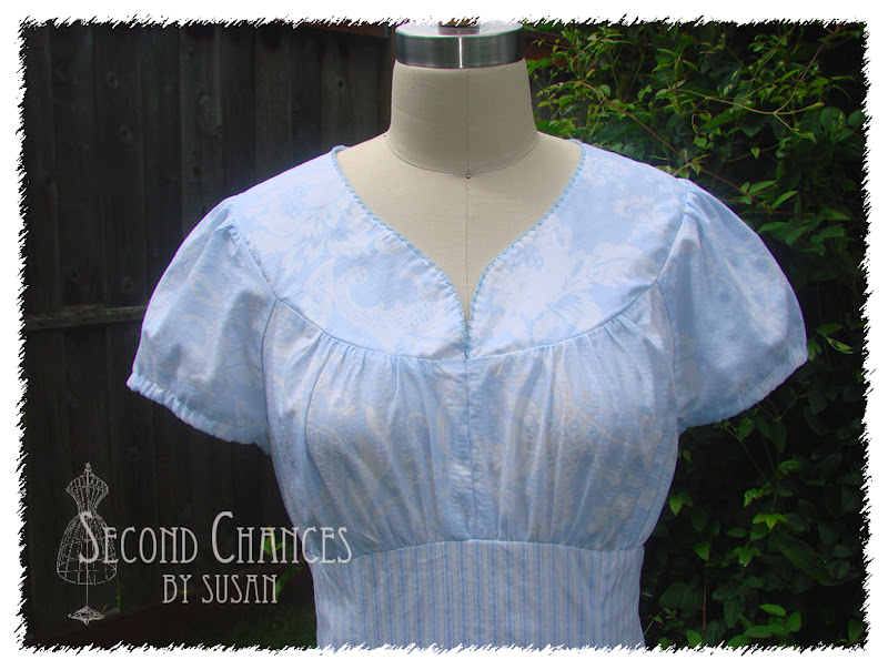 Second Chances By Susan: House Coat Dress