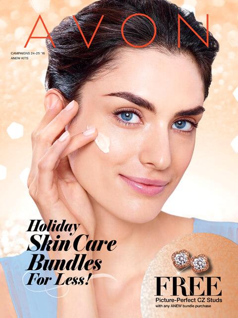 Avon Campaign 25 2016 Brochure