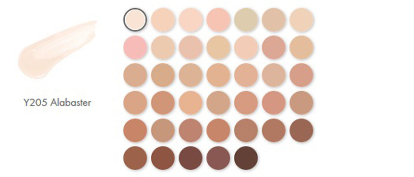46 Shades of Makeup Forever HD Foundation