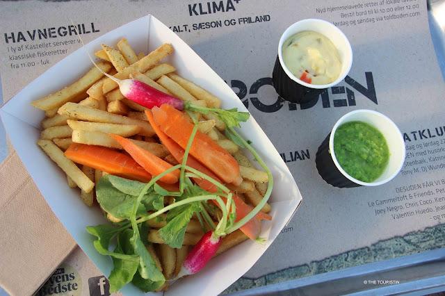 Copenhagen, Denmark, snack food, Nordre Toldbod