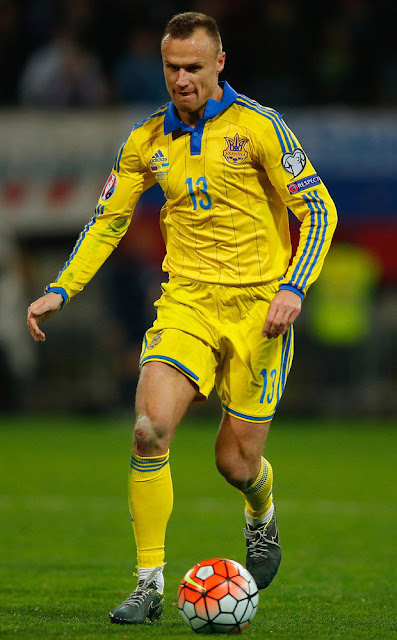 FORM: Andriy Yarmolenko has netted 13 times in 22 appearances this season