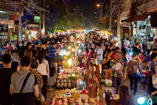 Places Chiang Mai Night Market