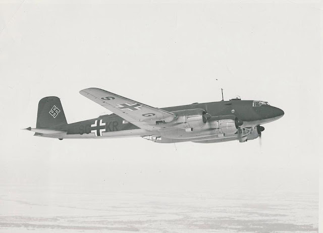 5 February 1941 worldwartwo.filminspector.com Focke-wulfe Fw 200 Condor