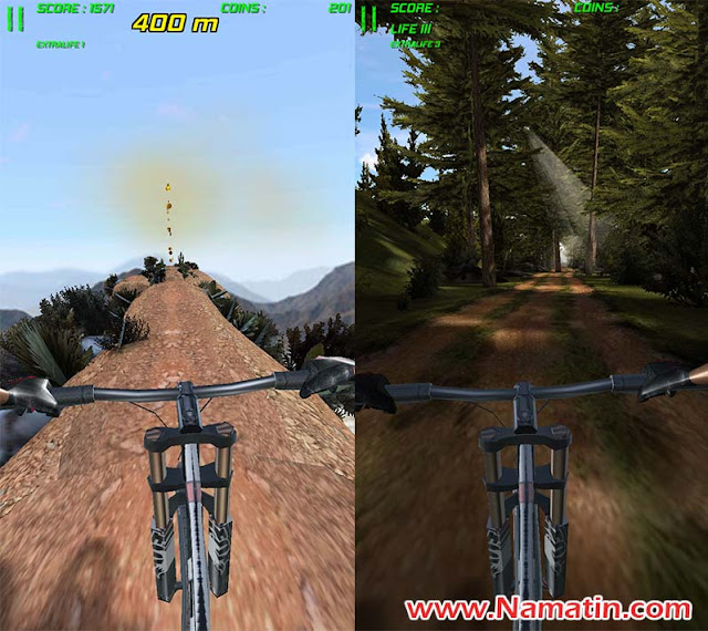 cheat downhill android download