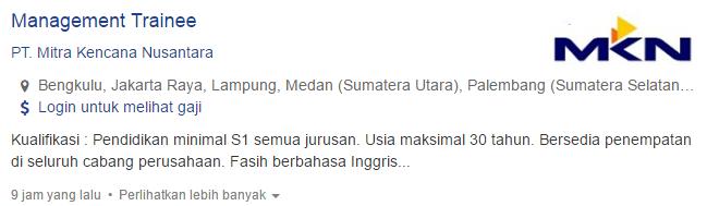 Lowongan Kerja Kabupaten Ogan Komering Ulu Timur 2019