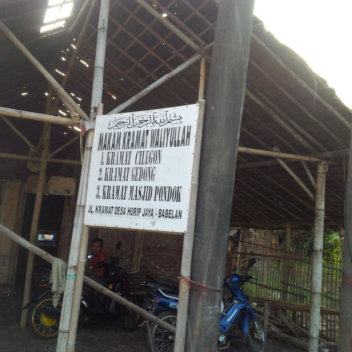 Banyak Situs Sejarah Di Kabupaten Bekasi Kurang Di Perhatikan
