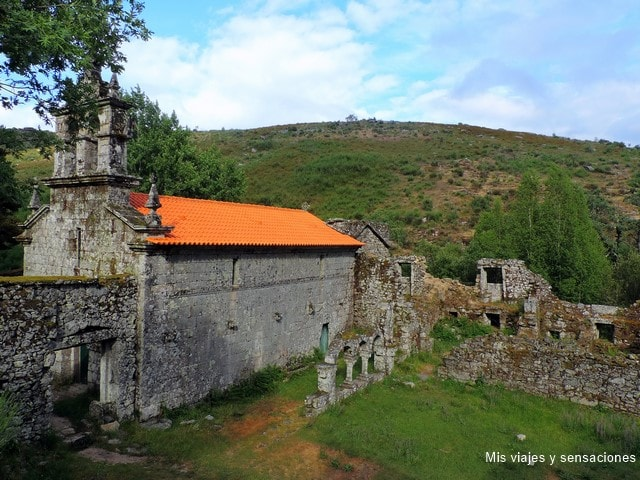Ruinas monasterio de Santa María de Júnias