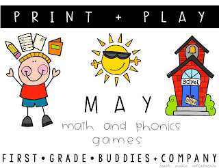 https://www.teacherspayteachers.com/Product/May-Print-and-Play-No-Prep-Math-and-Phonics-Games-4555835