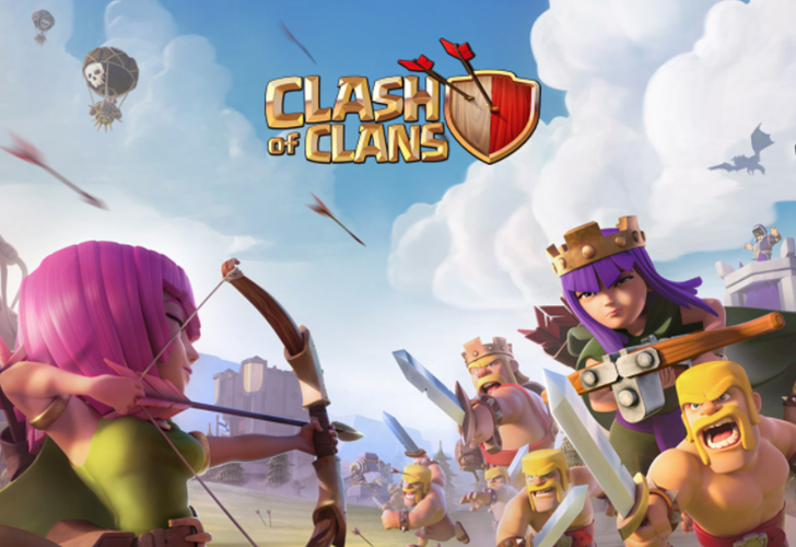 Clash of Clans App Gameplay