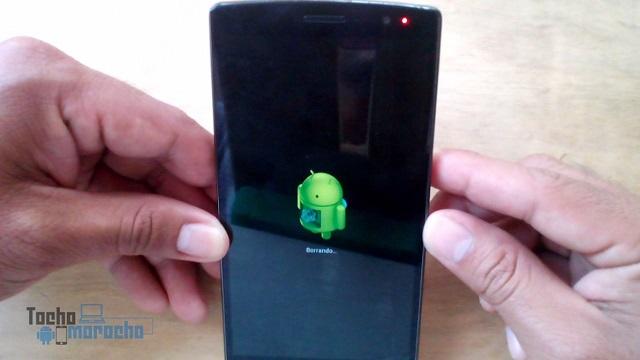 resetear LG G4 Beat, Stylus Max, G4c