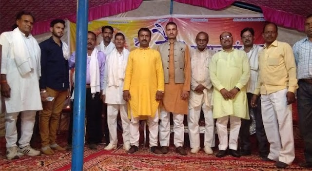 सामाजिक संगठन और फिजूलखर्ची रोकने का बेहतर माध्यम है आदर्श सामूहिक विवाह सम्मेलन: राजू बाथम | SHIVPURI NEWS