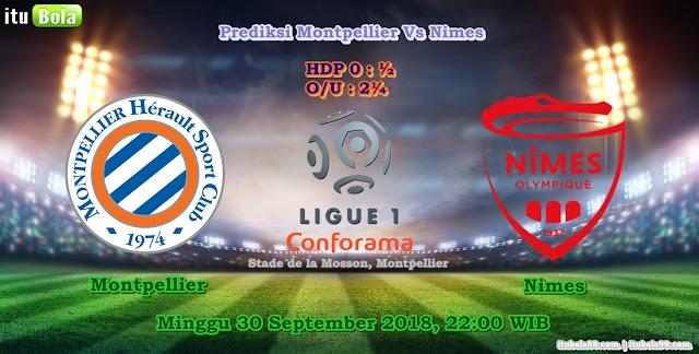 Prediksi Montpellier Vs Nimes - ituBola