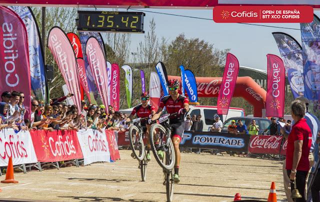 El Open de España XCO Cofidis viaja hasta Valladolid
