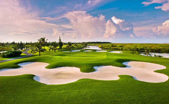 Sân gôn BRG Ruby Tree Golf Resort