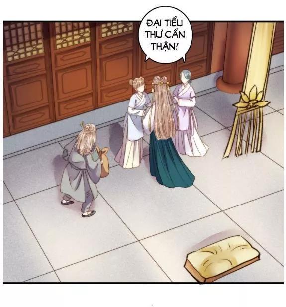 Nàng Phi Cửu Khanh - Thần Y Kiều Nữ chap 4 - Trang 11