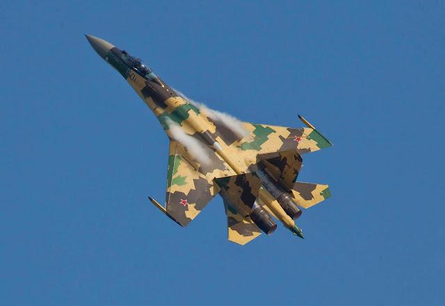 Sukhoi Su-57 Fifth generation jet fighter