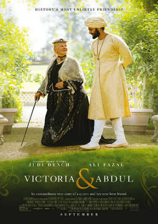 Victoria and Abdul 2017 HC HDRip 300MB English 480p Watch Online Full Movie Download bolly4u