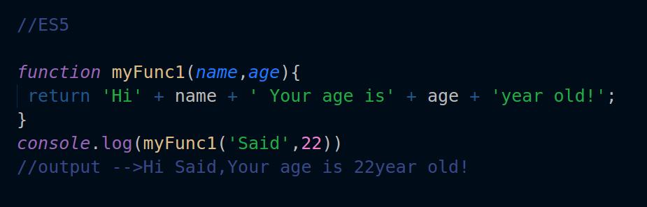 دليلك نحو كتابة شفرة برمجية بإستخدام الـ Javascript ES6 ... اكتب الكود البرمجي بأفضل الطرق و أحدثها