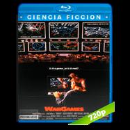 Juegos de guerra (WarGames) (1983) BRRip 720p Audio Dual Castellano-Ingles